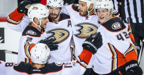 Hockey - NHL - NHL : Washington réagit, Anaheim qualifié