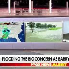 Louisiana governor feeling grateful after Barry doesn't produce as much rainfall as anticipated