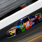 Kyle Busch advances to second round of playoffs with New Hampshire win