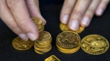 Gold inches higher on lacklustre dollar ahead of U.S. jobs data