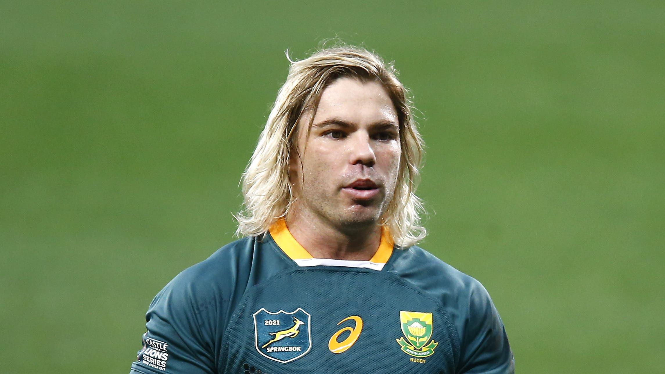 South Africa stars Faf de Klerk and Cheslin Kolbe ruled out of autumn Tests