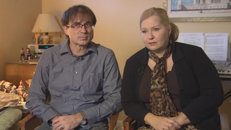 With their son on life support, this Toronto couple pleads for hit-and-run driver to come forward