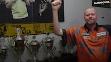 Phil Taylor and Raymond Van Barneveld roll back the years in Darts From Home