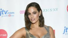 'Is this all you know how to post?': Ashley Graham's latest breastfeeding selfie has fans divided