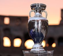What are the Euro 2020 group qualification rules and how do three teams go through?