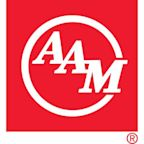 AAM Reports Third Quarter 2020 Financial Results