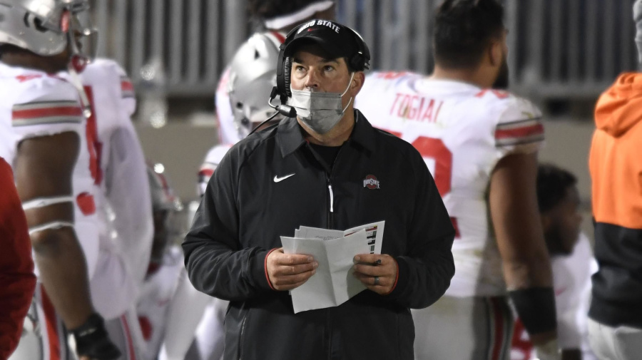 Ohio State living on a dangerous playoff edge