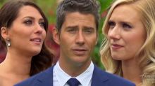 The 'Bachelor' finale leaves both women stunned