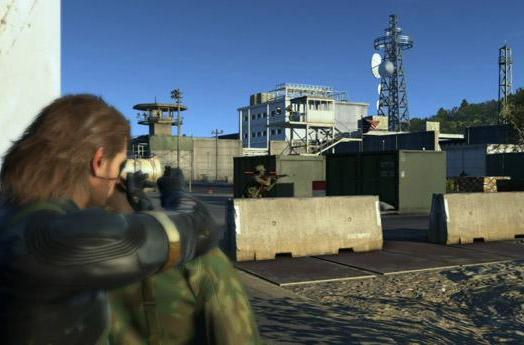 Metal Gear Solid 5: Ground Zeroes ships 1 million across all platforms