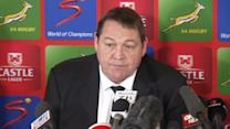 New Zealand coach 'proud' of his team as they retain Rugby Championship