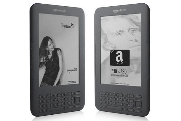 Ad-supported Kindle getting AmazonLocal to distract you from all that pesky reading