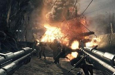 Return to the castle, watch half an hour of Wolfenstein: The New Order
