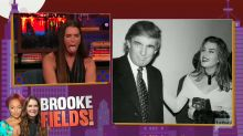 Brooke Shields reveals the cringeworthy pickup line Donald Trump used on her