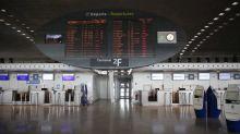 """""""On a l'impression d'être dans une ville déserte"""" : comme les autres aéroports français, Roissy-Charles-de-Gaulle toujours en plein trou d'air"""
