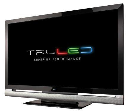 VIZIO's 2010 LCD lineup is LED from top to bottom