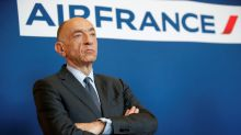 Air France launches new talks to end strike, with chief's job at stake