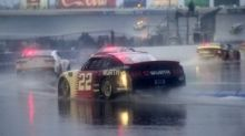 Xfinity Series playoff race at Charlotte Roval red-flagged due to weather