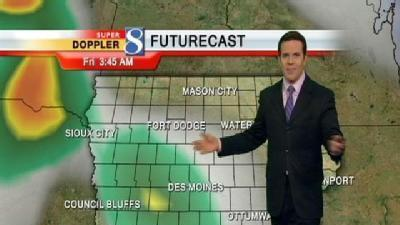 Video-Cast: Storms Start Late