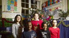 This year's alternative Christmas message will be delivered by children who survived the Grenfell Tower blaze