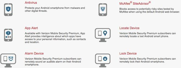 Verizon intros Mobile Security app for Android, wants to keep you safe