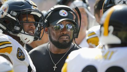 Tomlin: Steelers 'don't care' about political football