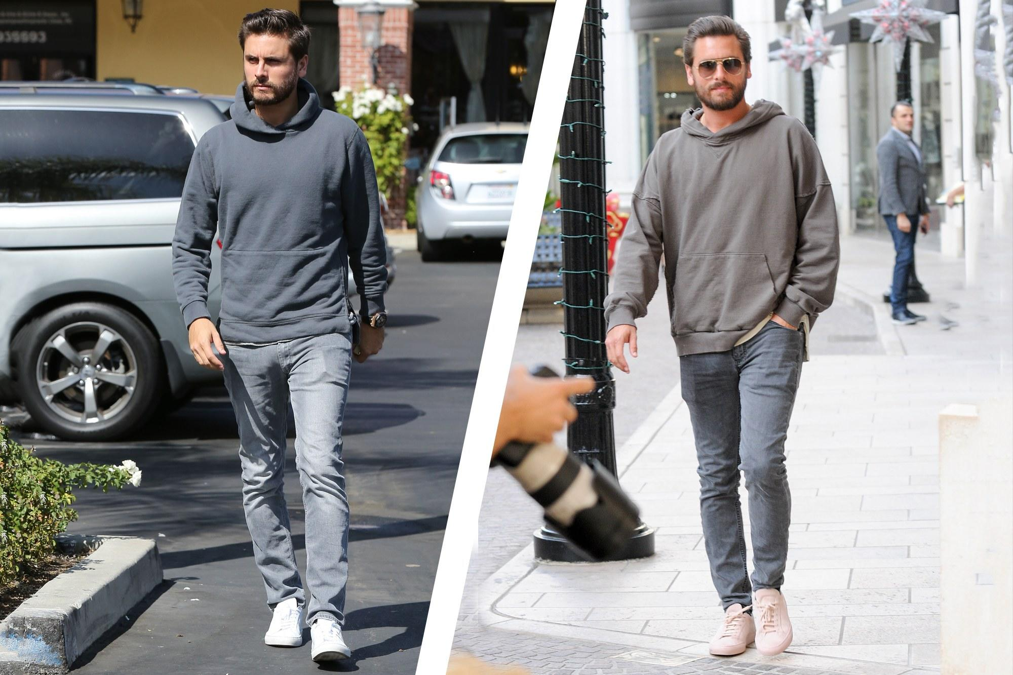 Scott Disick Is the Stylish Guy American Men Are Actually ...