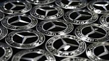 Daimler's Luxury Sheen Shows Cracks After Fourth Profit Warning