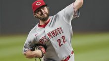 Reds LHP Wade Miley throws MLB's fourth no-hitter of 2021