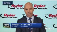 We'd buy more trucks if tax reform gets passed: Ryder Sys...
