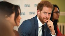 Prince Harry 'crashes' Meghan's female empowerment event