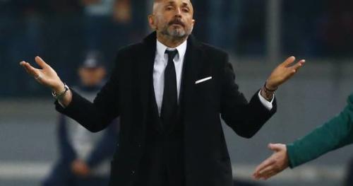 Foot - C3 - Roma - Luciano Spalletti (Roma) : «On a vu des joueurs se rouler par terre»