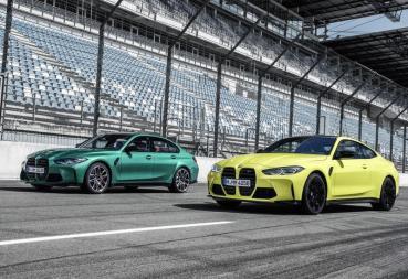 【預售起跑】甩開世俗框架!全新BMW M3 Competition / M4 Competition