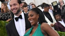 Serena Williams' Baby Has An Instagram Account, And It's Our New Favorite Thing