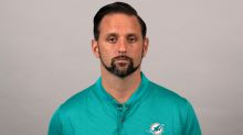 Welcome Dolphins rookie linebackers coach Anthony Campanile