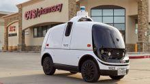 Nuro will test autonomous prescription delivery for CVS