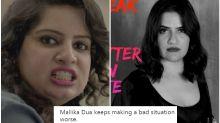 Mallika Dua Trolled for 'Calling Out' Sona Mohapatra's Silence in Arghya Basu Suicide