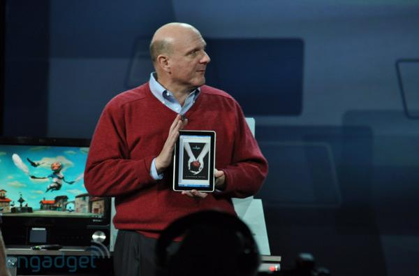 Steve Ballmer feeling pressure at Microsoft for stagnating share price?