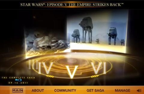 Star Wars Blu-ray Early Access app now available for iPhone