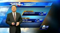 Jeff's Forecast for March 10, 2013