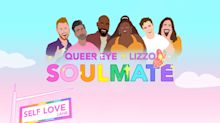 Lizzo Enlists 'Queer Eye' Guys For Her Pride-Themed 'Soulmate' Video