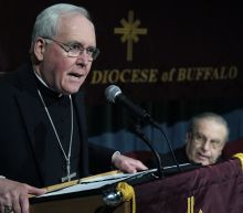 Buffalo Roman Catholic Diocese seeks bankruptcy protection
