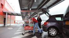 Grande distribution: 10% des achats passent par le drive ou la livraison à domicile