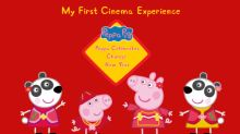 Entertainment One and Alibaba Pictures Announce Joint Production to Bring Peppa Pig to Theaters in China