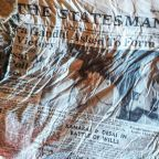 Mont Blanc glacier melt reveals newspapers from suspected plane crash in 1966