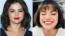 El nuevo (y sorprendente) peinado de Selena Gomez