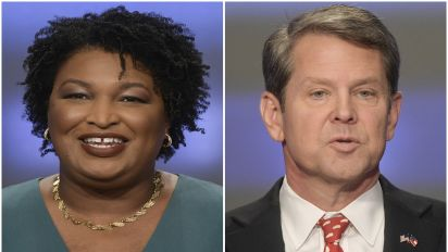 What Kemp-Abrams feud reveals about Georgia