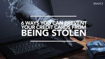 6 ways you can prevent your credit cards from ever being stolen