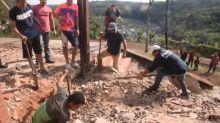 Hallazgo de restos humanos en casa de Stroessner conmociona a Paraguay