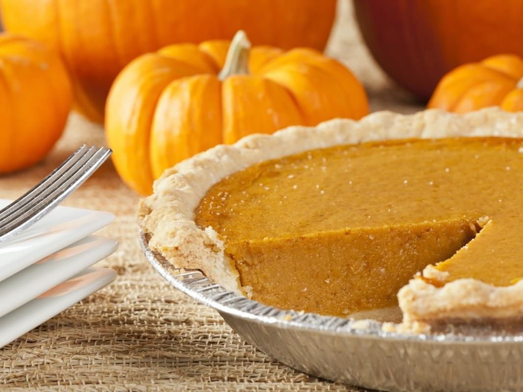 Celebrate the fall by making a perfect from-scratch pumpkin pie.