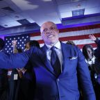 The Latest: Democrats focusing on Mississippi US Senate race